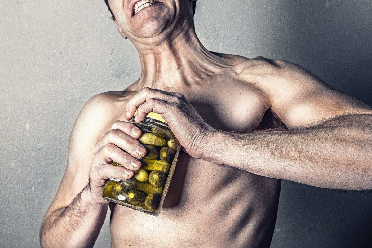 Ein Magnesiummangel führt zu Muskelkrämpfen
